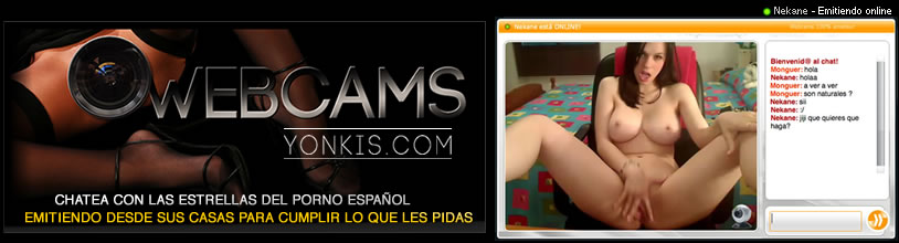 sexo con webcams
