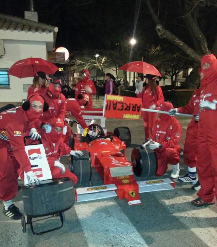 Ferrari - Carnaval 2013