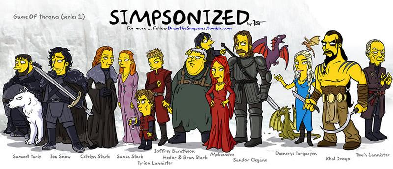 simpsonizados