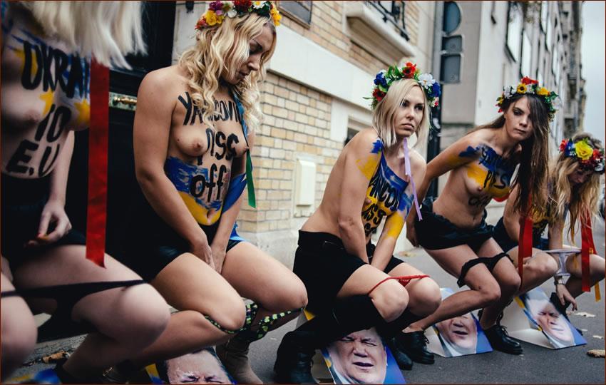 фото украинские бляди