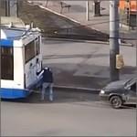 autobus en rusia