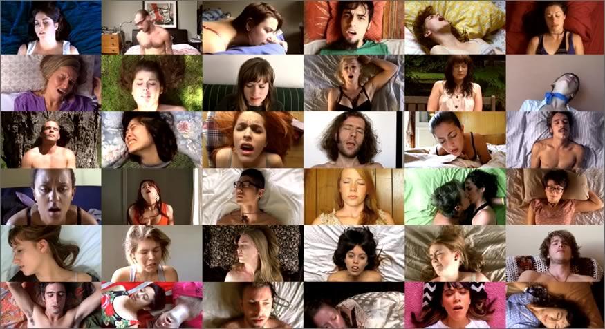 Las caras del orgasmo