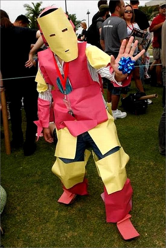cosplay-ironman