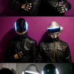 Daft Punk casero
