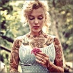tattoo-marilyn