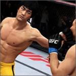 Bruce Lee en el juego UFC