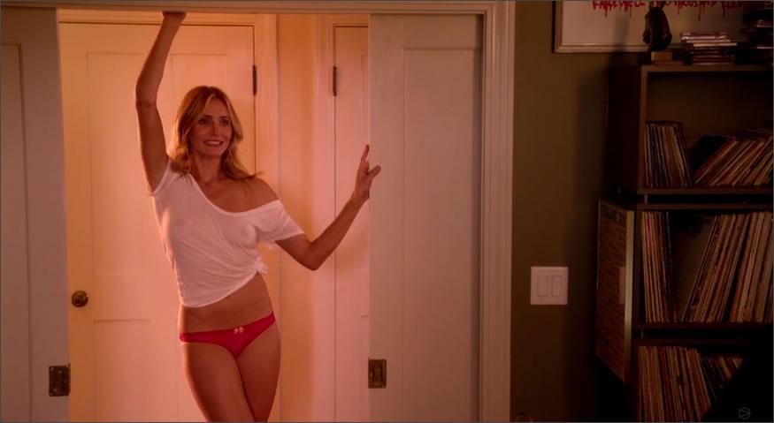 Cameron Diaz desnuda