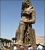 egipto-estatuas