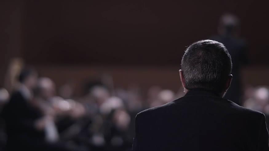 70 aniversario de la orquesta sinfónica de Barcelona