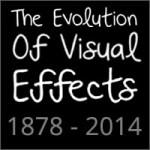 evolución de los efectos visuales