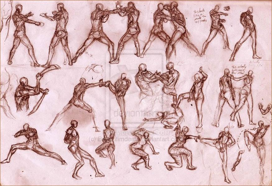 movimientos-arte-marcial