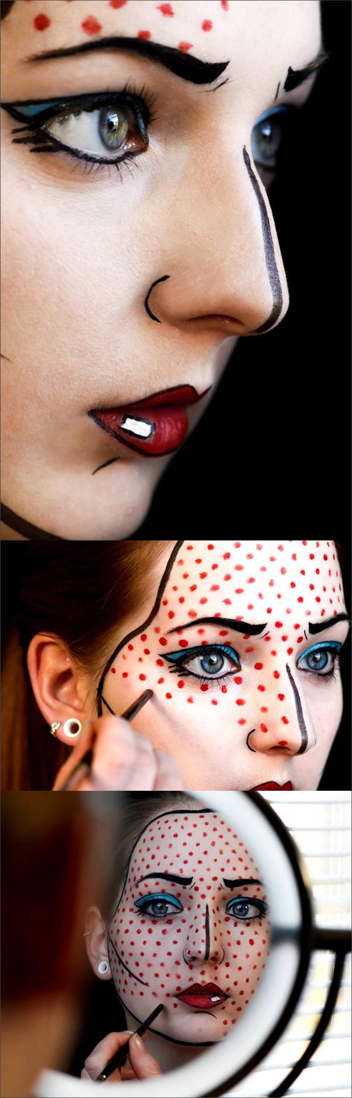 maquillaje-puntos