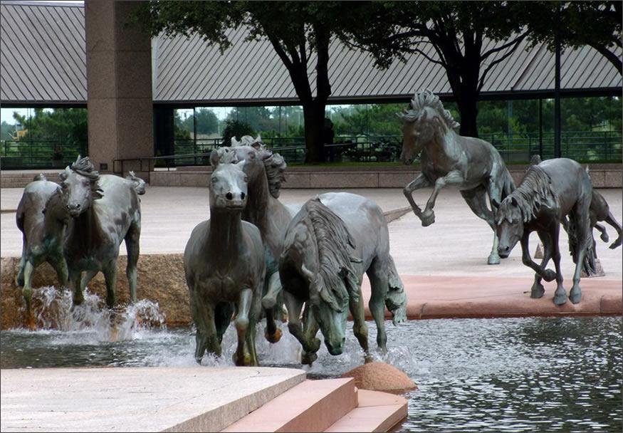 caballos-mustang