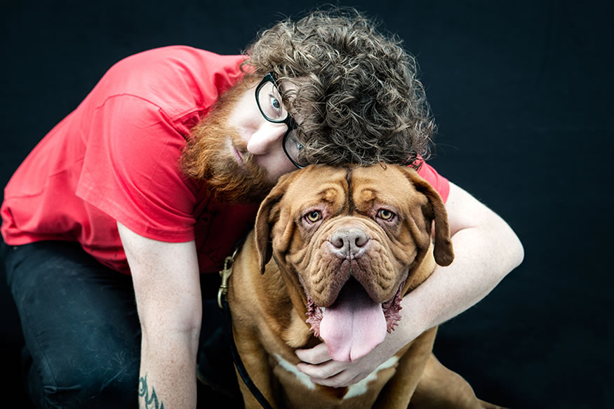 meriendi-perro