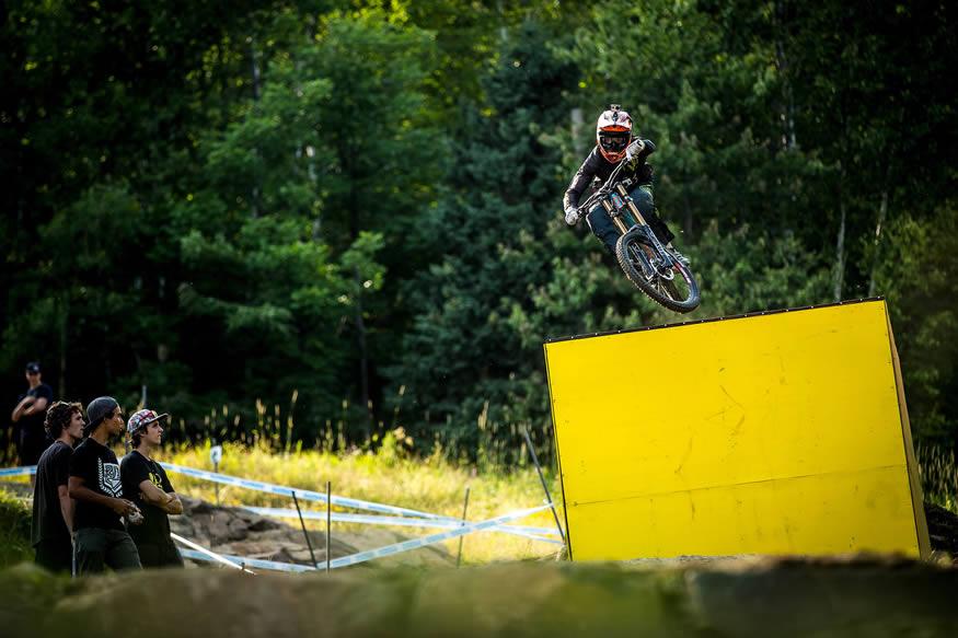 descenso Claudio Caluori