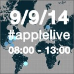 apple live twitter