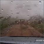 cara a cara con el tornado