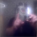 susto doble en la ducha