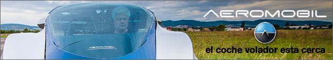 aeromobil3.0 - el coche volador