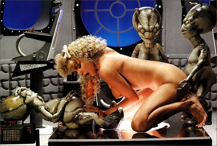 Порно на космическом корабле пародия