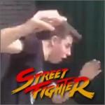 Sustos con palabras de Street fighter