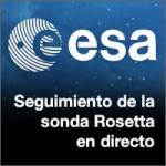 Sonda Rosetta en directo