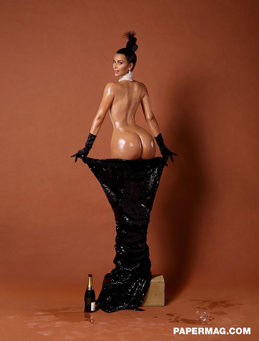 Escena desnuda de Kim Posibles