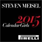 Un vistazo al calendario Pirelli 2015