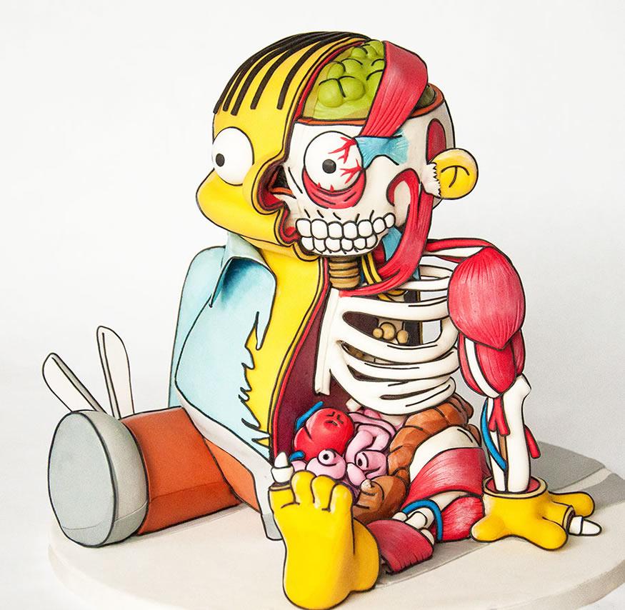 El terrorífico pastel de Ralph