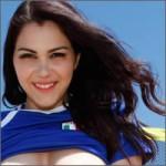Valentina Nappi se deja meter un gol