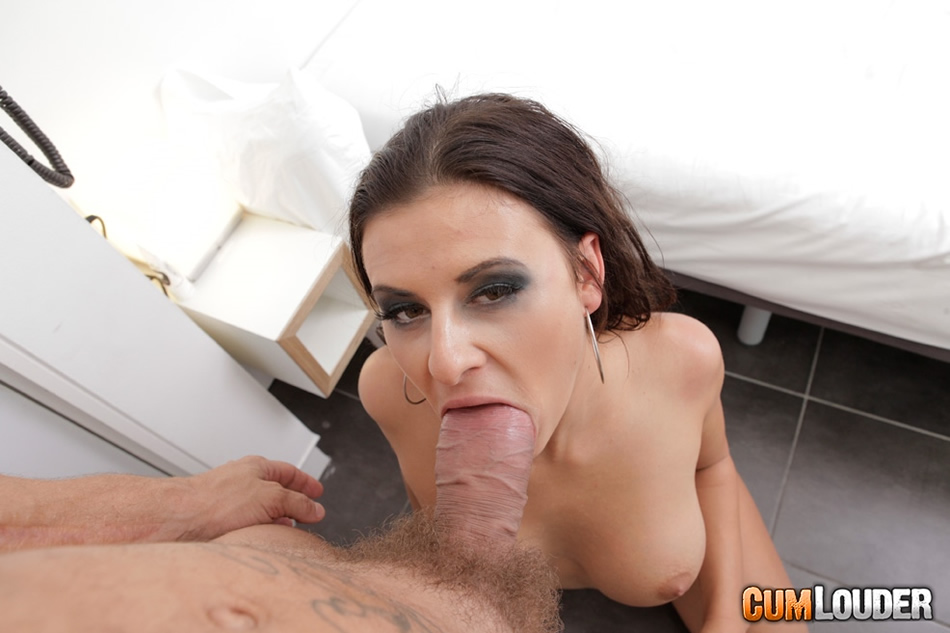 Billie Star placer y dolor anal