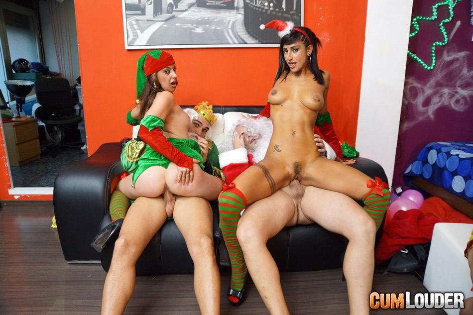 Orgía de Navidad