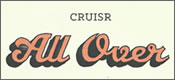 Videoclip All over de Cruisr
