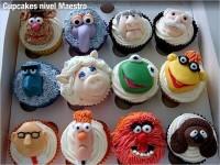 Cupcakes nivel Maestro