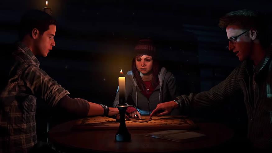 Terror de la vieja escuela en PS4