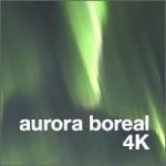 La aurora boreal en 4K