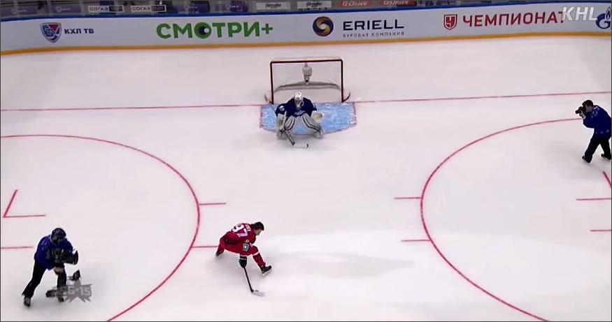 Golazo de hockey