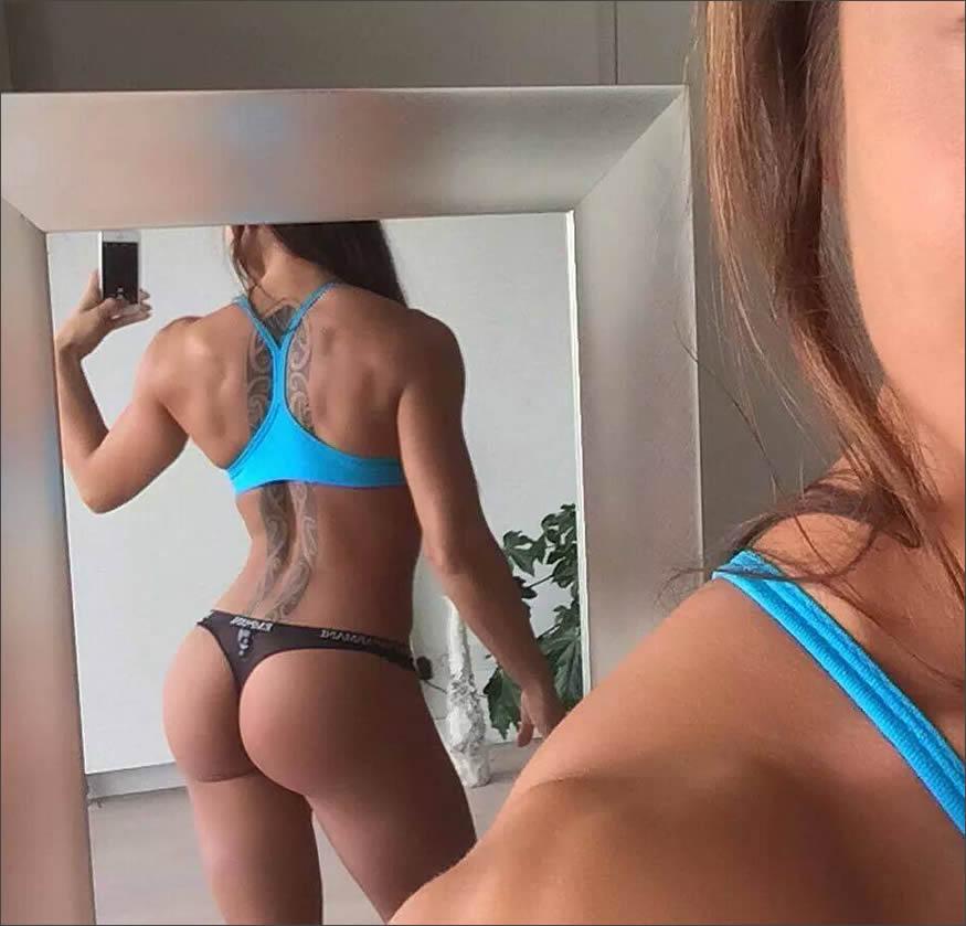 selfies Sandra