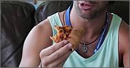 Una pizza especial solo para australianos