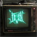 Jugar al Quake en un osciloscopio