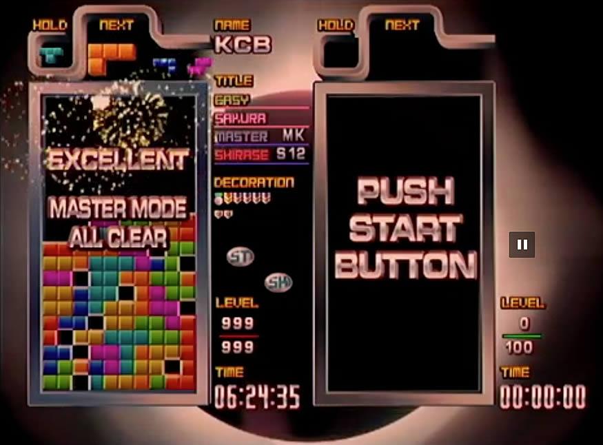 Llega al final del Tetris
