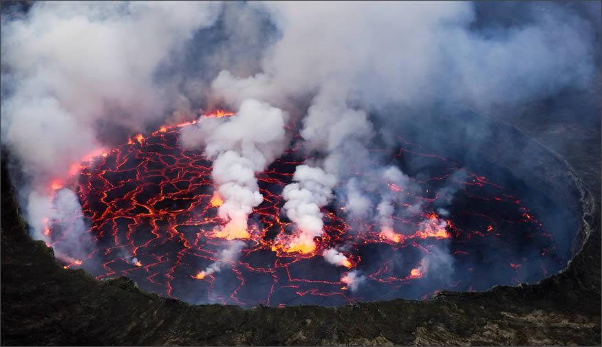 volcan-lava