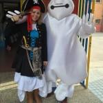 Big Hero 6 y Pirata