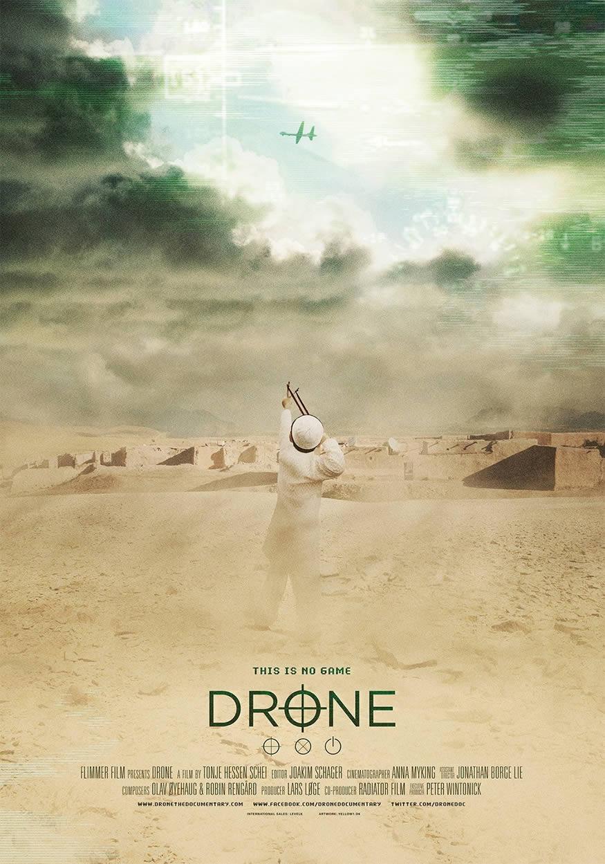 DRONE un documental incómodo