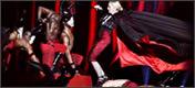 Madonna se cae