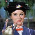 Mary Poppins cantando Death Metal