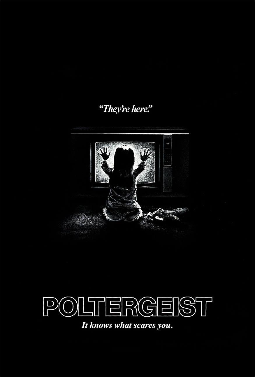 poster poltergeist 1982