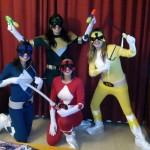 Las Powers Rangers