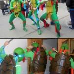 Tortugas Ninja de Navalmoral