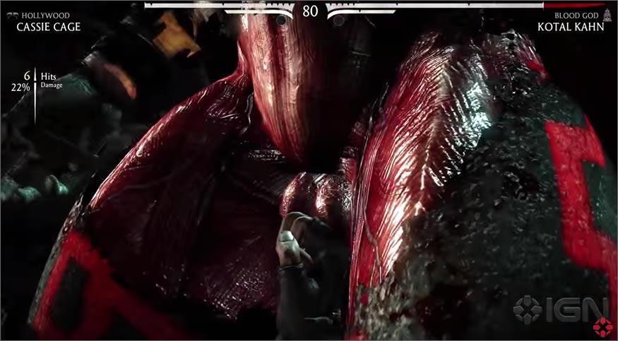 Fatalities de Mortal Kombat